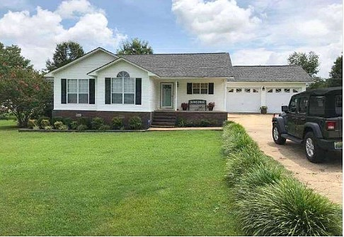 Image of rent to own home in Red Bay, AL