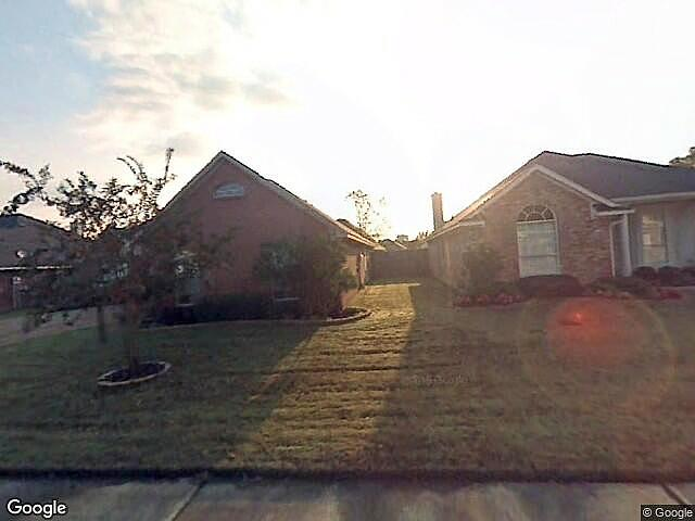 Image of rent to own home in Shreveport, LA