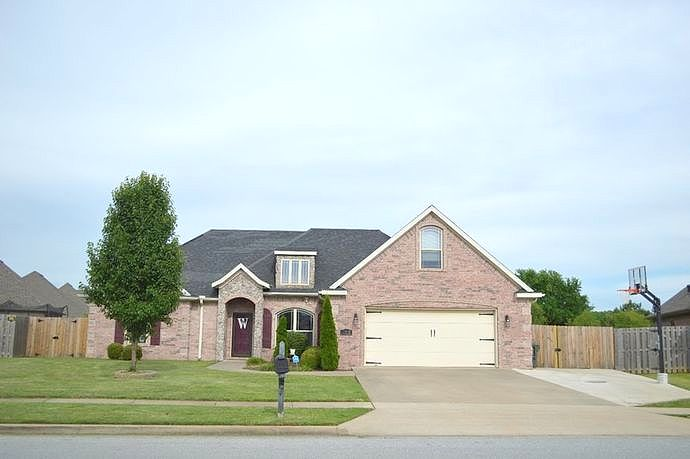 Image of rent to own home in Fayetteville, AR