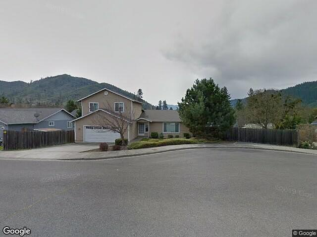 Image of rent to own home in Rogue River, OR