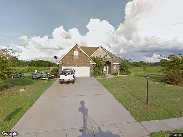 Image of rent to own home in Harpersville, AL