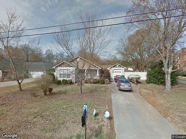 Image of rent to own home in Salisbury, NC