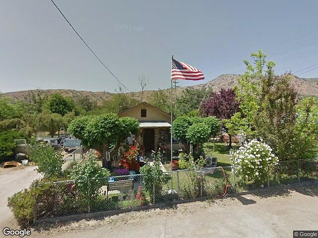 Image of rent to own home in Springville, CA