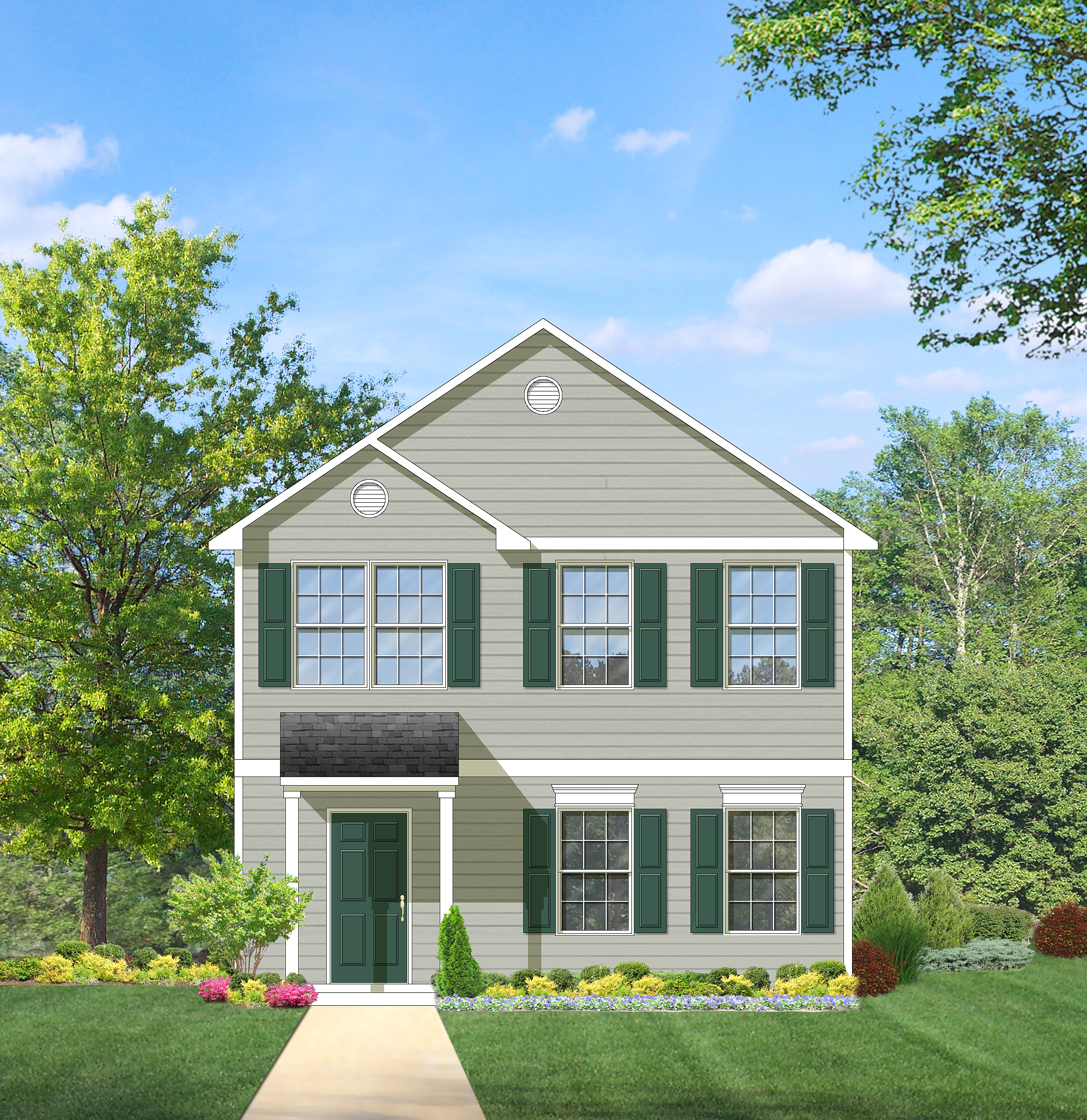 Image of rent to own home in Fort Stewart, GA