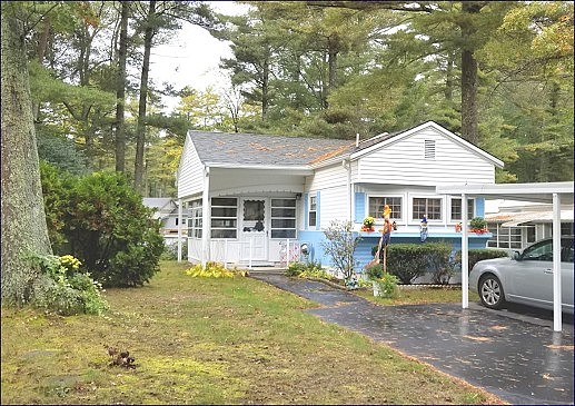 Image of rent to own home in Halifax, MA