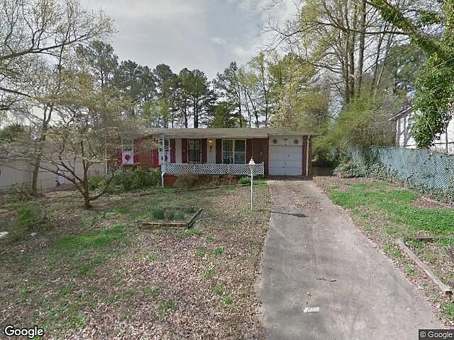 Image of rent to own home in Morrow, GA