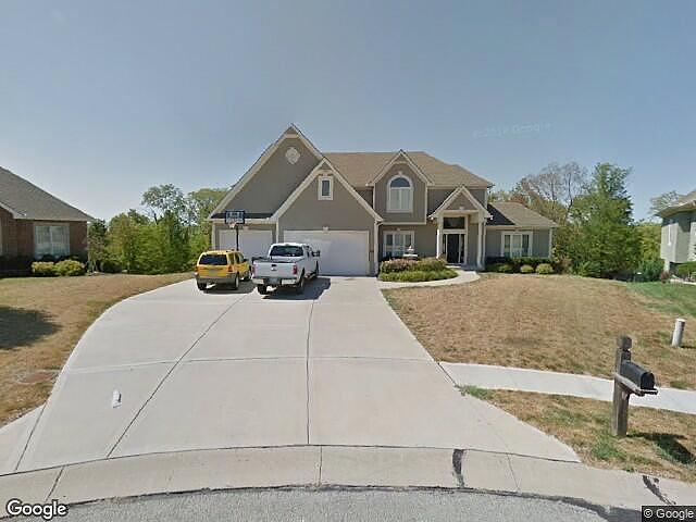 Image of rent to own home in Platte City, MO