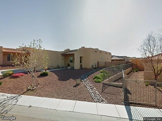 Image of rent to own home in Rio Rico, AZ