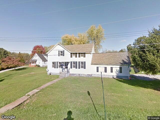 Image of rent to own home in Ellwood City, PA