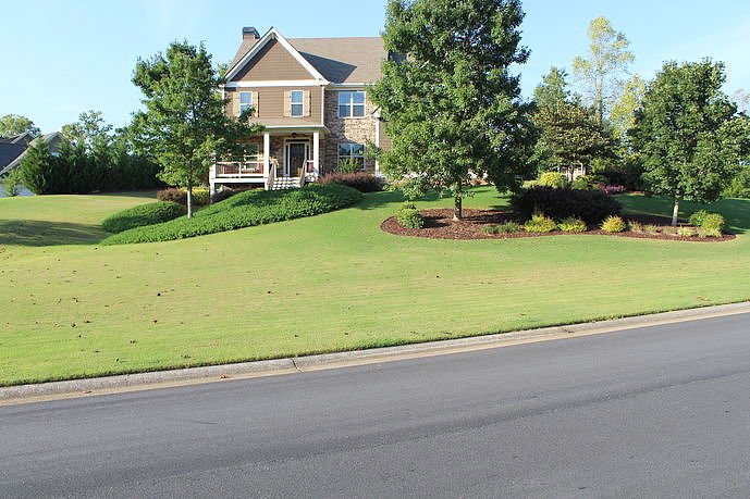 Image of rent to own home in Dawsonville, GA