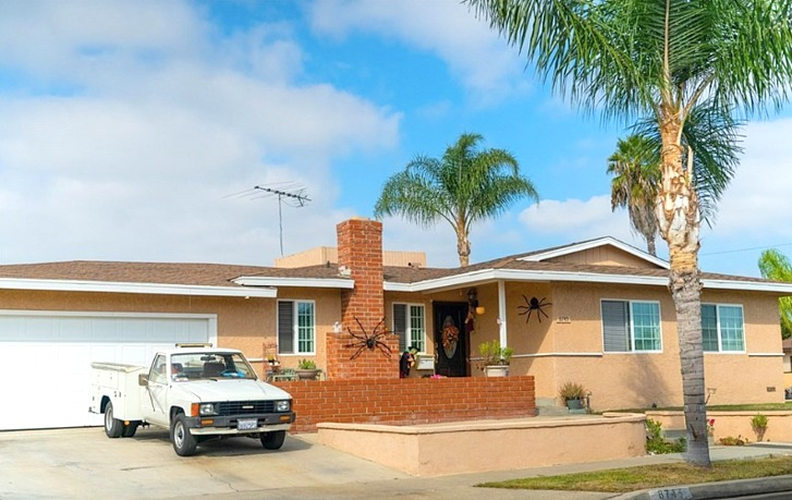 Image of rent to own home in Buena Park, CA