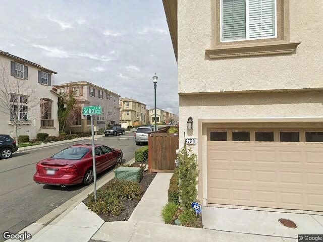 Image of rent to own home in Fairfield, CA