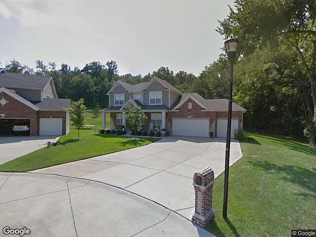 Image of rent to own home in Eureka, MO
