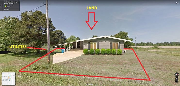 Image of rent to own home in Dermott, AR