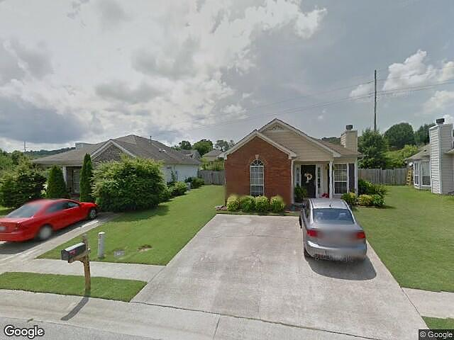 Image of rent to own home in Pelham, AL