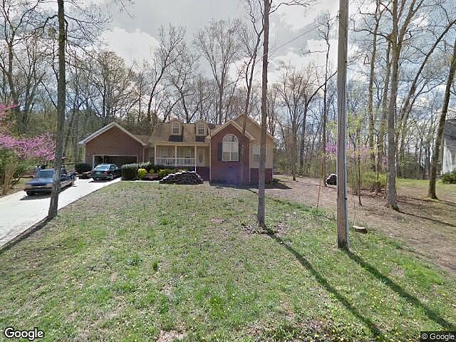 Image of rent to own home in Fort Payne, AL