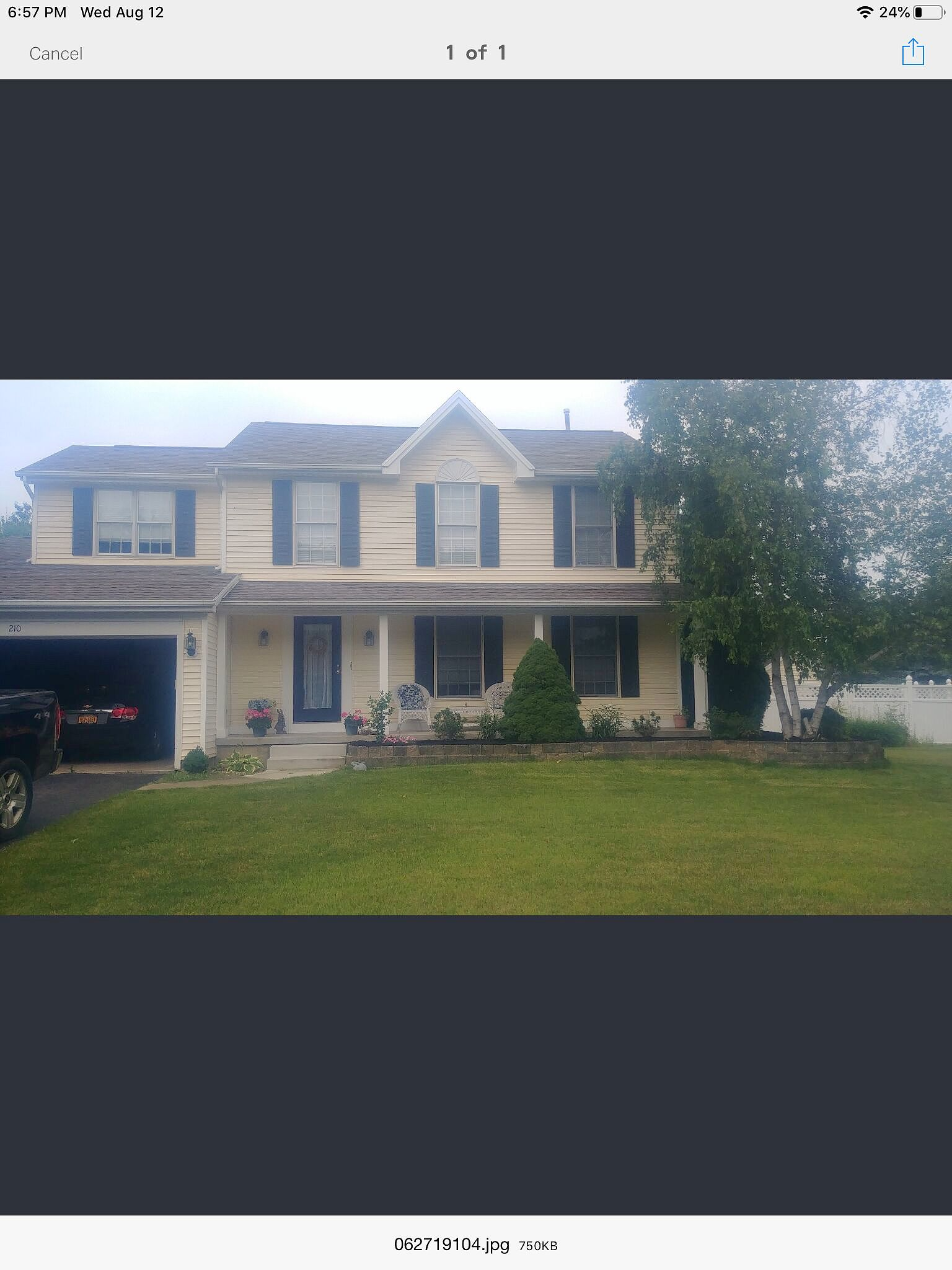 Image of rent to own home in East Amherst, NY