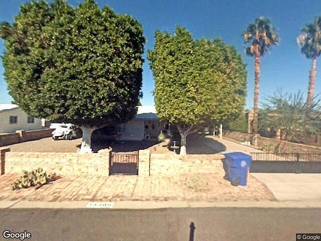 Image of rent to own home in Yuma, AZ