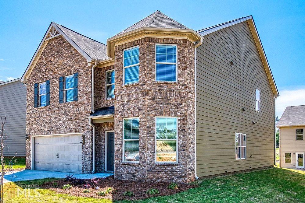 Image of rent to own home in Jonesboro, GA