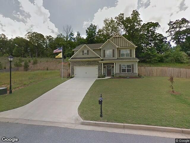 Image of rent to own home in Hamilton, GA