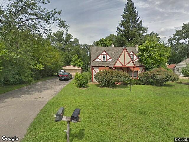 Image of rent to own home in Southfield, MI