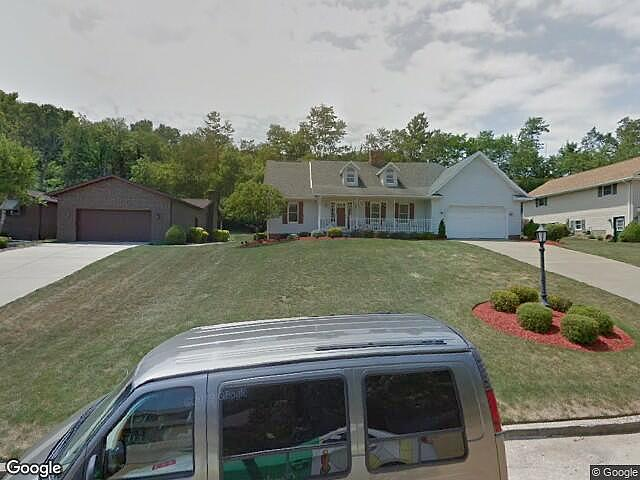 Image of rent to own home in New Philadelphia, OH