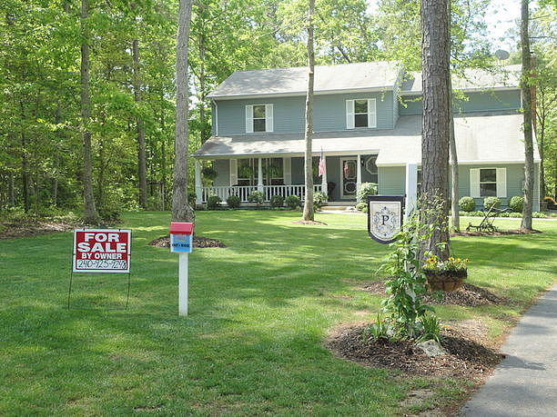 Image of rent to own home in California, MD
