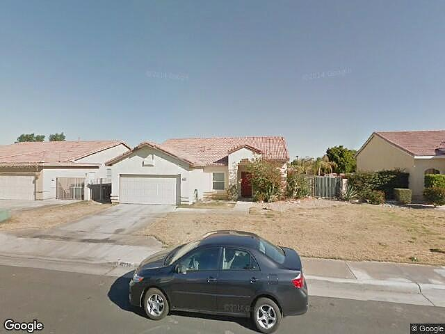 Image of rent to own home in Indio, CA