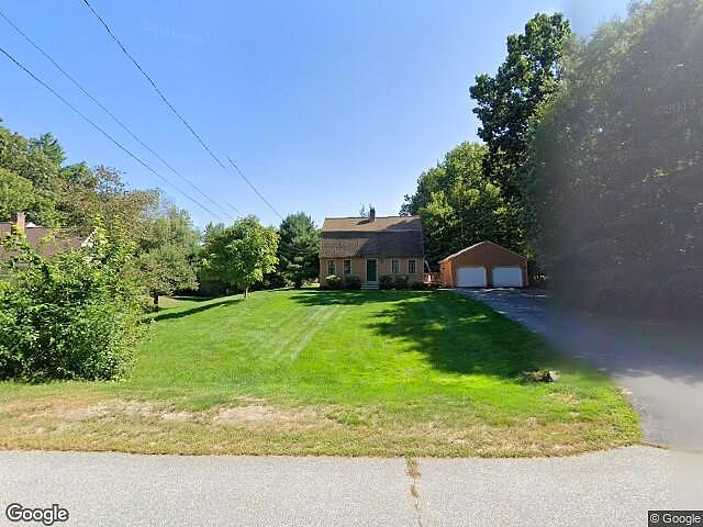 Image of rent to own home in Newmarket, NH