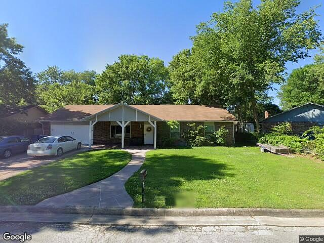 Image of rent to own home in Bentonville, AR