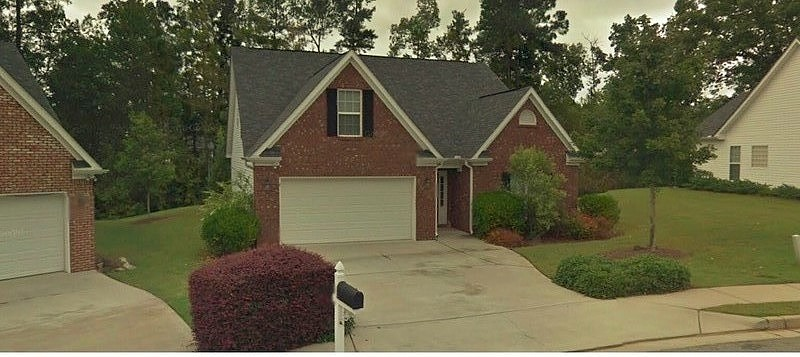 Image of rent to own home in Sharpsburg, GA