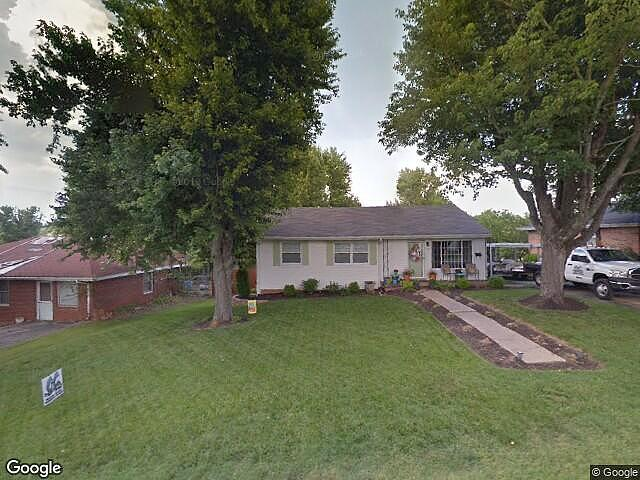 Image of rent to own home in Princeton, KY