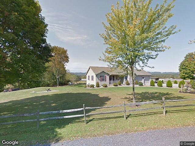Image of rent to own home in Shade Gap, PA