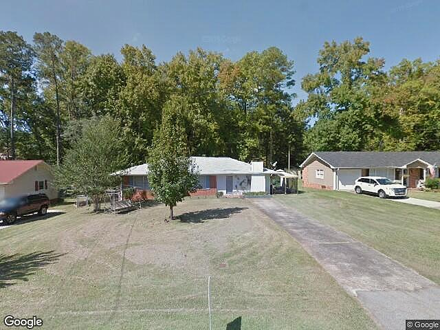 Image of rent to own home in Palmetto, GA