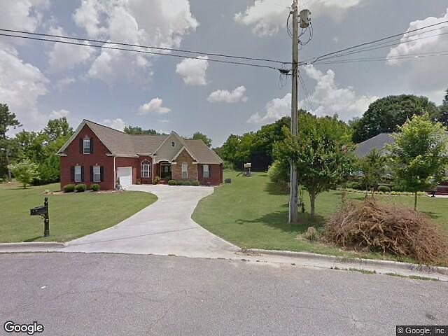 Image of rent to own home in Guntersville, AL