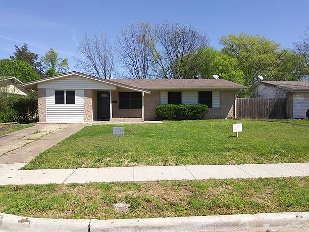 Image of rent to own home in Mesquite, TX