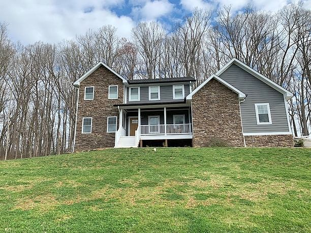 Image of rent to own home in Abingdon, VA
