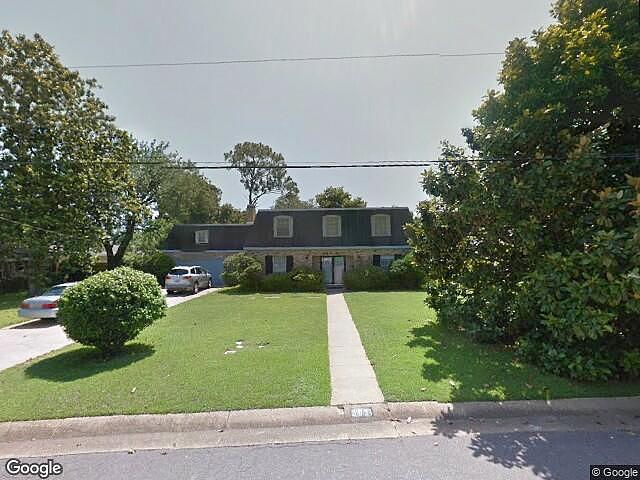 Image of rent to own home in Pensacola, FL