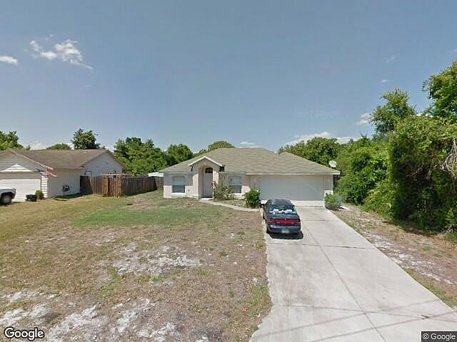 Image of rent to own home in Deltona, FL