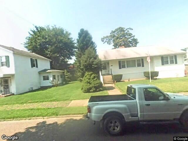 Image of rent to own home in Middleport, OH