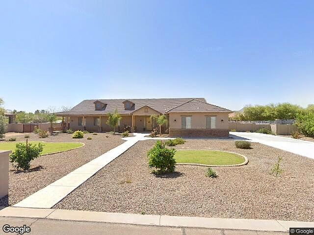 Image of rent to own home in Chandler Heights, AZ
