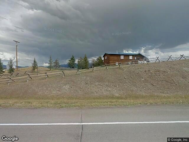 Image of rent to own home in Wilsall, MT