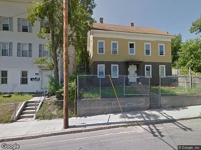 Image of rent to own home in Fitchburg, MA