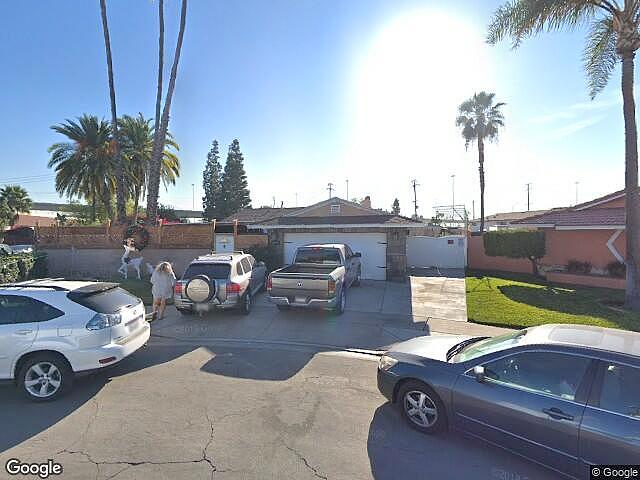 Image of rent to own home in Fullerton, CA