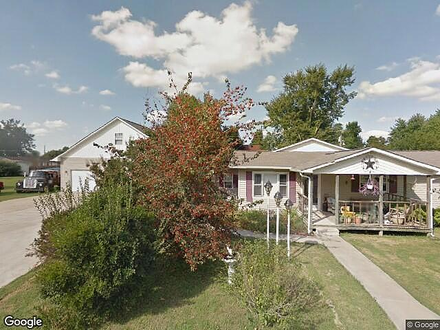 Image of rent to own home in Bernie, MO