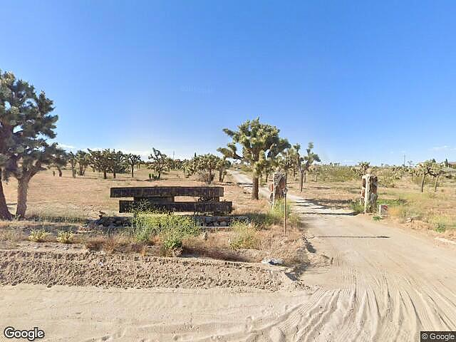 Image of rent to own home in Yucca Valley, CA