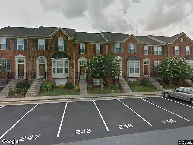Image of rent to own home in Middletown, MD