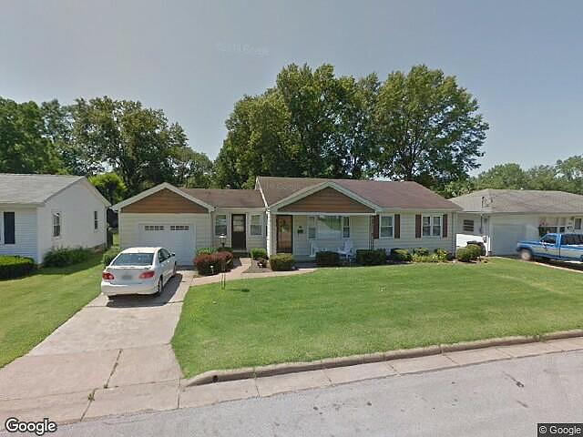 Image of rent to own home in Washington, MO