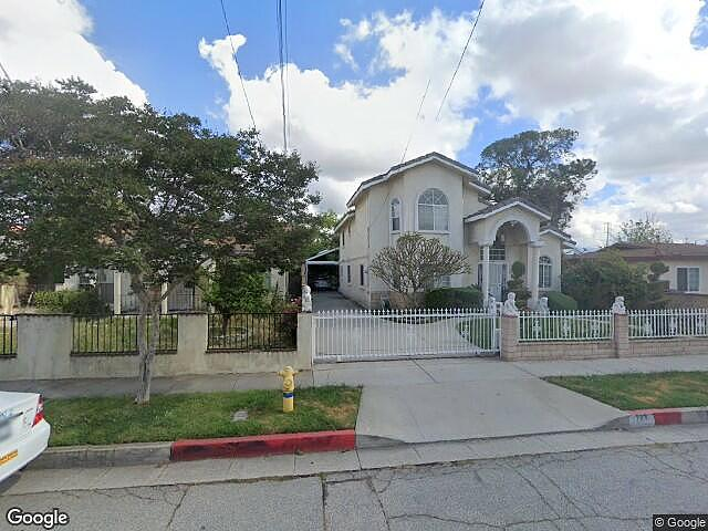 Image of rent to own home in San Gabriel, CA