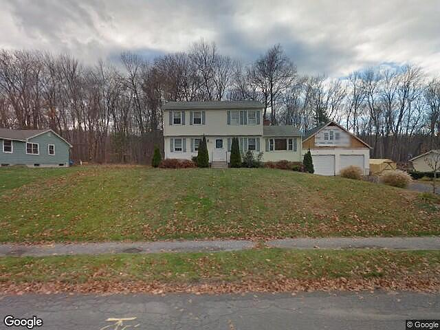 Image of rent to own home in Feeding Hills, MA